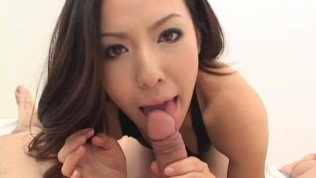 Shinobu Todaka makes magic in POV oral