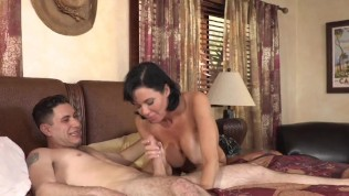 NastyPlace.org - StepSon Fucking His Busty StepMother