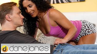 Dane Jones cute petite darling liv revamped pounded after hot pov blowjob