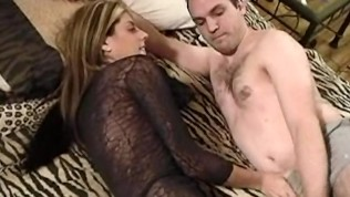 horny wife calls her hubby's buddy over to fuck her with his huge BBC after sex with hubby!!