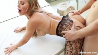 Nicole Aniston Gets Fucked hard