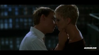 Charlize Theron Nude Scene - The Astronauts Wife