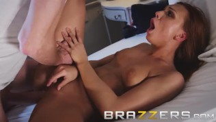 Brazzers - Morgan Rodriguez, gets wild in her dorm room