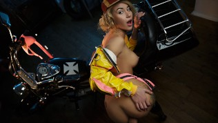 VRCosplayX.com Fuck Cindy Aurum In FINAL FANTASY XXX Parody
