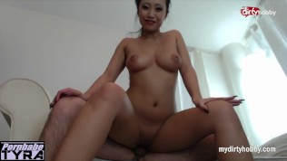 My Dirty Hobby - Busty Asian babe gets fucked