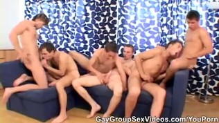 All Men And Twinks Oral Orgy