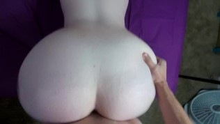 Amateur Thick Teen Gets Fucked Doggystyle