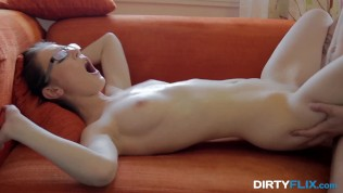 Dirty Flix - Timea Bella - Fucked instead of studying alone