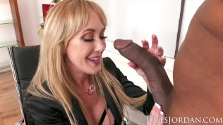 Jules Jordan - Brandi Love Provides An Insurance Policy For Dredds BBC