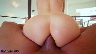 Rammed - Kleio Valentiens ass stretched tight around his BBC