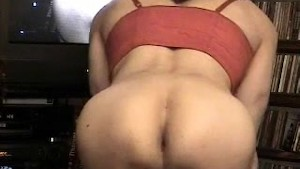 Tranny Julia s Ass Close-Up