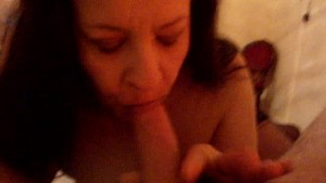 homemade cum swallow