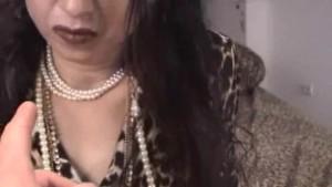 Busty MILF POV fingerfucked in pantyhose