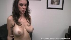 Anal, Cum Facial for Big Tit Cheyenne