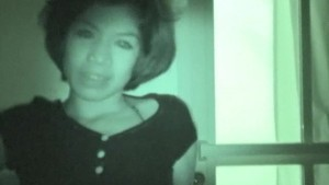 Filipina pro bangs white tourist in hotel - 1/2