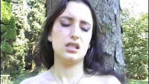 Public Masturbation and Real Orgasms