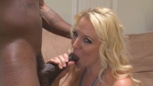 MILF Loves Huge Black Cock