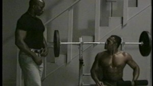 If you want to lift weights, try this