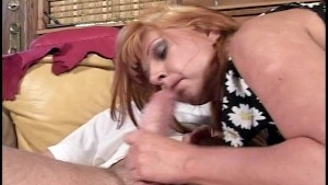 Redhead give great blowjobs and ass fucks Pt.1/3