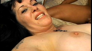 CJ gets the cum sucked out of her