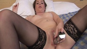 Rubbing my asshole while using my vibrator