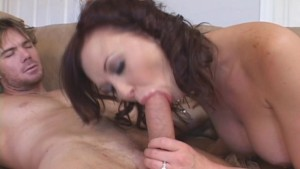 Busty Wife Finally Gets A Good Fuck