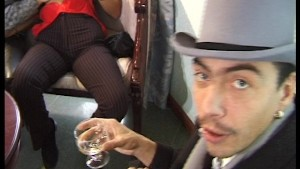 Top Hat Guy recruits couple for sex