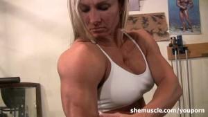 Darkside Milinda - SheMuscle - Gym Dandy