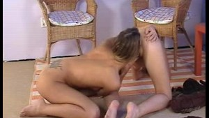 Christine + Petra girl on girl sex