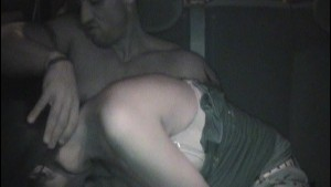 Boyfriend and girlfriend in the taxi - Latin-Hot