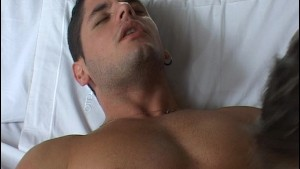 Watching his girlfriend get fucked - Latin-Hot