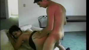 This Latina gets a huge load! - Future Works