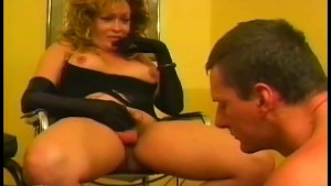 Shemales, Strap-on and Sodomy! Oh my! - Gentlemens Video