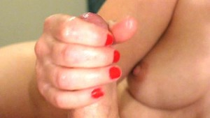 Milf Teases Out A Big Load