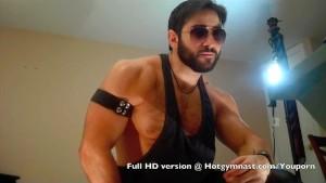 Bearded Muscle Stroke