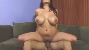 Busty Cougar Gets Fucked Hard
