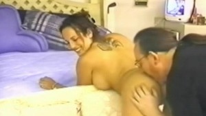 Busty tattooed amateur craves on-cam sex