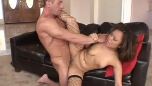 Asian chick getting that ass fucked up - Outrageous