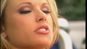 Briana Banks distracts him well - X-Traordinary Pictures