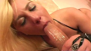 HornyThroats.com - Luba Love (Blonde with luscious curvy body)