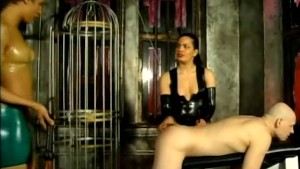 Hot BDSM For This Slave