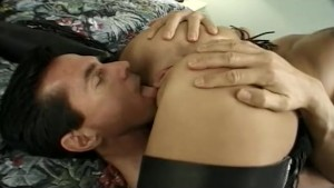 Classic Full Scene with Peter North Fucking and Facial