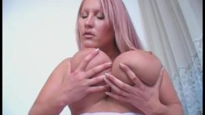 Laura Orsolya Big Boobs Play