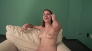 Cute Teen Plays For Us On Camera - DreamGirls