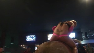 Another Attempt At Riding The Bull - DreamGirls