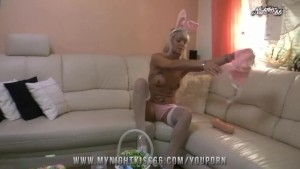 Nightkiss 66 - Easter dirty talk with dildo