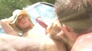 Hot fucking out in the sun - HIGH DRIVE