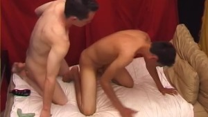 First time for my straight friend - CUSTOM BOYS