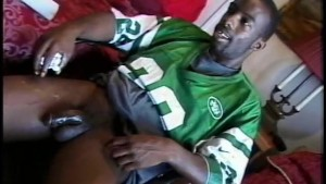 Solo Black Jerking Off - Encore Video