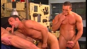 Three Built Hunks Fucking - Pacific Sun Entertainment